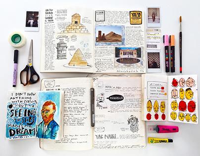 Travel Journal #1