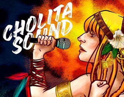 Cholita Sound a pulso