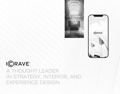 Icrave - corporate website