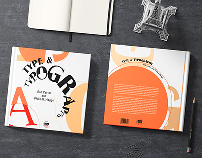 Type & Typography Book Design