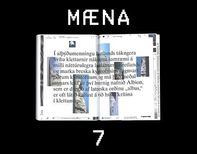 MÆNA 7