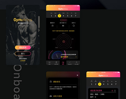 Weight Training App - for Wearable Devide
