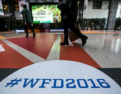 Exhibition World Food Day 2016 FAO Headquarter Rome