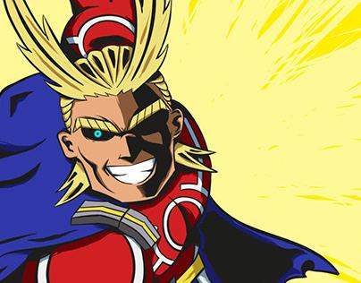 All Might-My Hero Academia