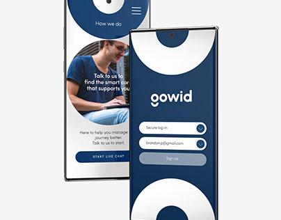 Gowid: Brand Identity & Communication Design