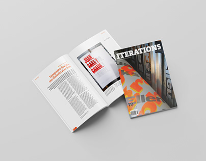 Iterations | Design Research and Practice Review