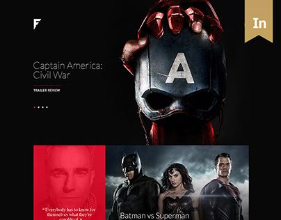 FinalCut - Online Movie Magazine