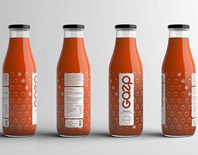 Gazp | Gazpacho Packaging