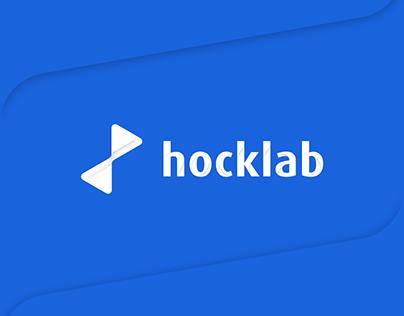 Hocklab Brand Identity Design
