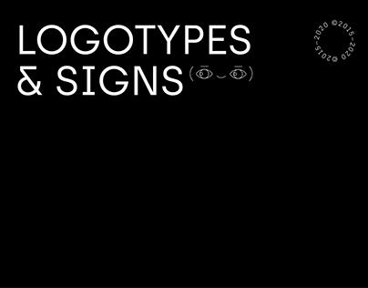 Logotypes & sings