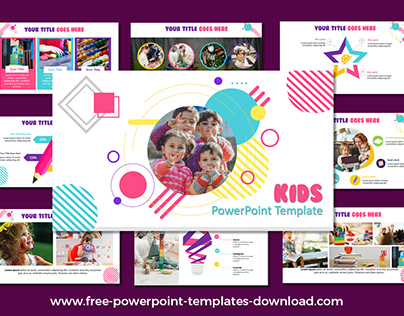 PowerPoint Templates Free Download | For kids
