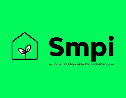 Logo Sociedad de Mejoras publicas de Ibagué