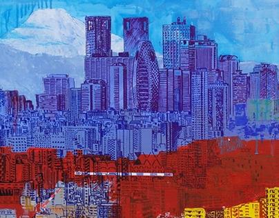 Citygraphy: Tokyo