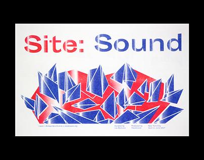 Site: Sound x Clocktower