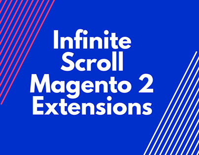 Infinite Scroll Magento 2 Extensions