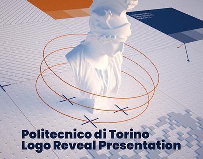 Politecnico di Torino - Logo Reveal Video