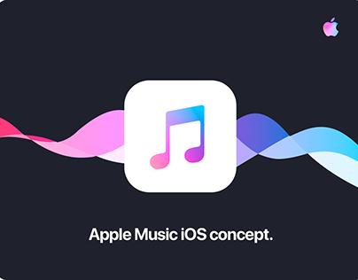 Apple Music iOS Concept UI/UX