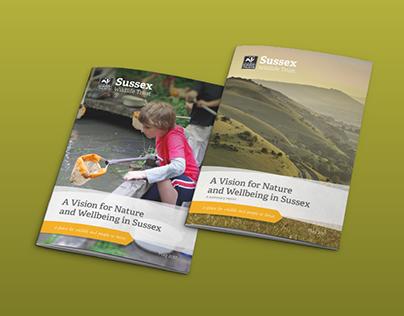Sussex Wildlife Trust - Nature Report