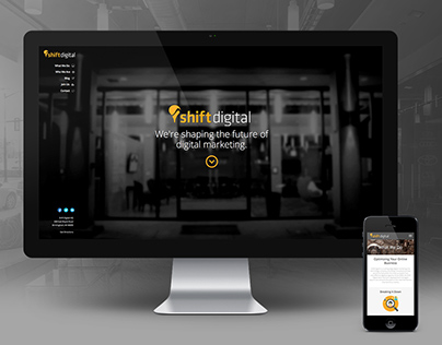 Shift Digital | Website and Social Refresh