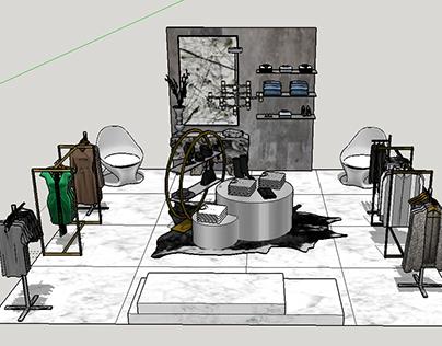 3D Visual Merchandising