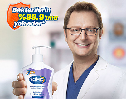 Activex - Sıvı Sabun Kampanyası