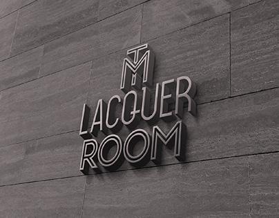 TM LACQUER ROOM - LOGO