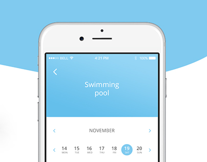 Aquatic and Sports Centre Booking Application