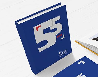 Logo 55ans EA