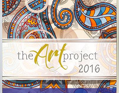 Brochures & Booklets : Art 6.0 Project Proposal