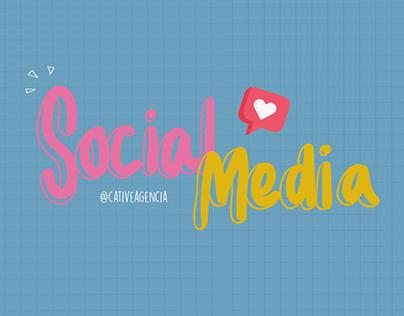 social media | agência cative!