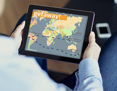 getaway! Interactive Magazine