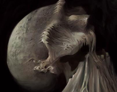 O Retrato da Angústia