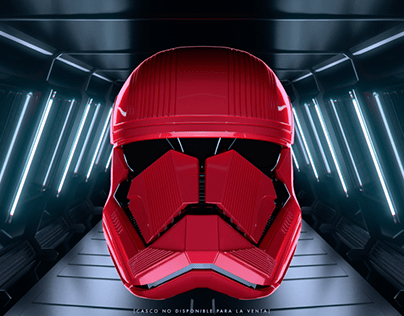 Star Wars Anti-Spoiler Helmet