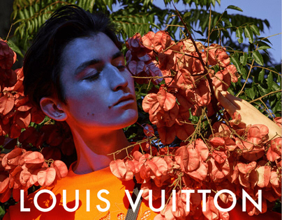 Louis Vuitton — Promo site for spring-summer campaign