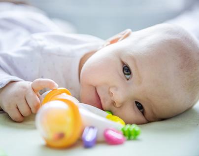 10 Pilihan Mainan Untuk Perkembangan Bayi