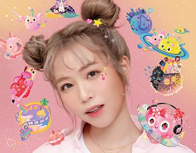 《預告幸福 Happiness Awaits》鄭茵聲 Alina Cheng2019首張專輯