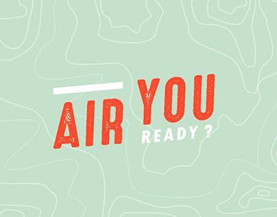 Événement - Air you ready ?