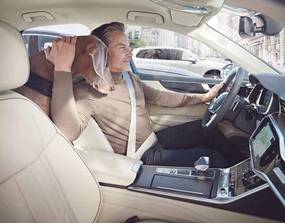 New Audi A6 Campaign
