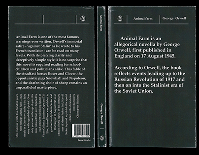 Animal Farm - cover