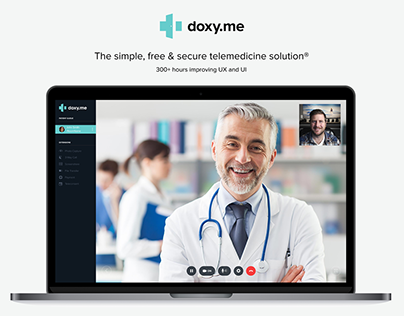 Doxy.me UX and UI