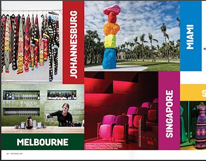 Virtuoso Life Magazine- Melbourne feature.