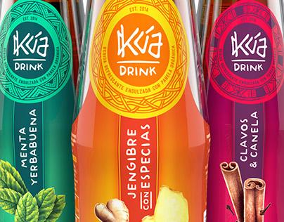 Kua Drink - Packaging & Branding