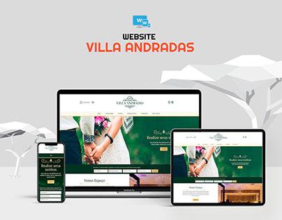 Site Vila Andradas