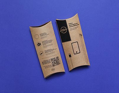 A Smart World - Packaging