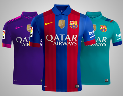 F.C. Barcelona 2016 2017 Rumores (Concept Kit) f637cd9fbcbde