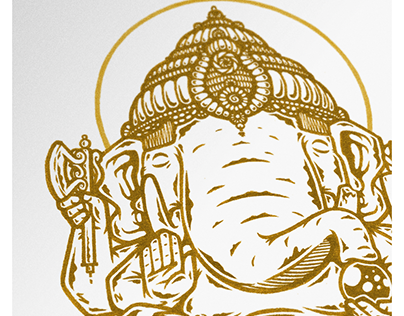 Ganesha – Remover of Obstacles