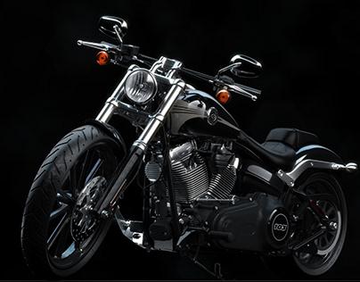 Harley Davidson Breakout Stills