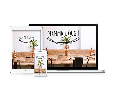 Mamma Dough Restaurants Website