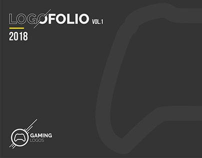 LOGOFOLIO-Gaming Logos (2018)