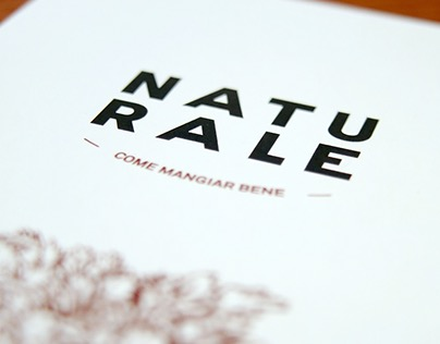 NATURALE - Branding and positioning